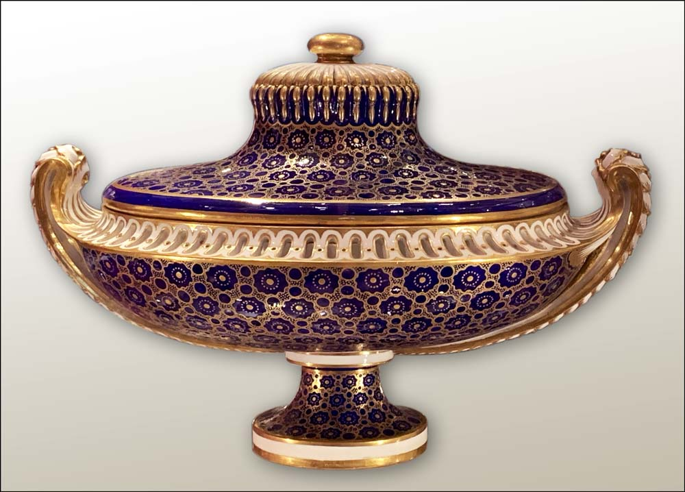 Sevres Pot-pourri Vase from the display at the Wallace Collection London